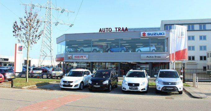 Pand Auto Traa Suzuki