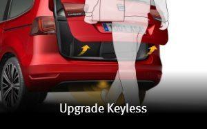 Upgrade keyless