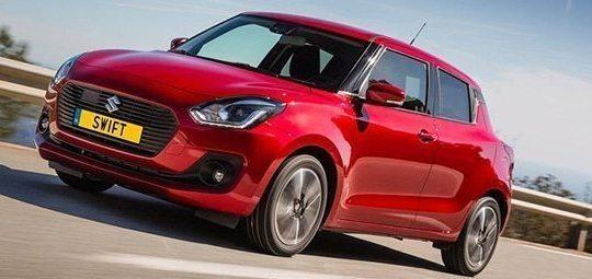 Het Auto Traa autonieuws aflevering 10: de nieuwe Suzuki Swift