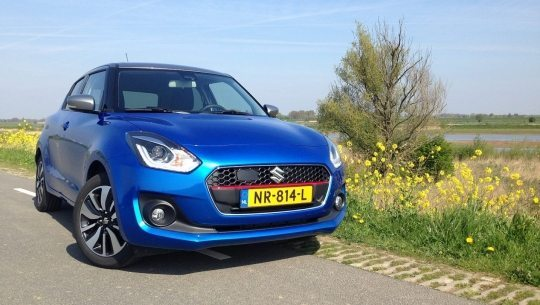 Suzuki Swift – Autotest