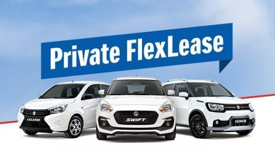 Suzuki Private FlexLease