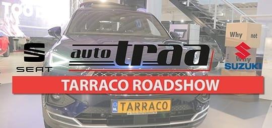 [VIDEO] De nieuwe SEAT Tarraco staat vanaf nu in onze showroom