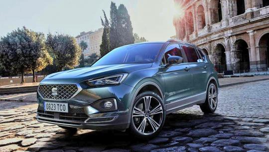Voordeel tot € 6.000,- op de SEAT Tarraco voorraad modellen