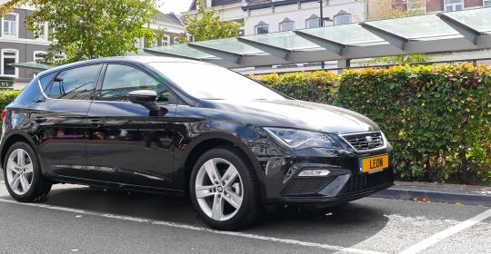 SEAT Leon FR Business Intense voorraadmodel