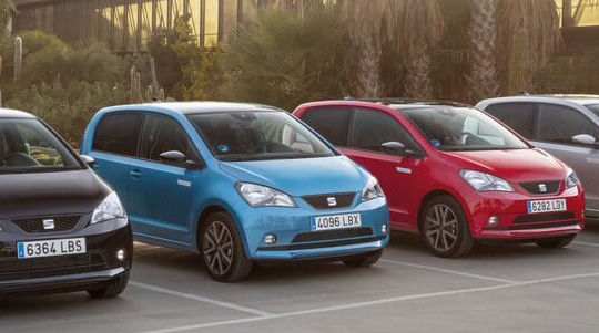 Binnenkort in onze showroom: de SEAT Mii electric