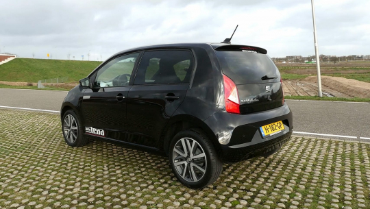 [Video] De SEAT Mii electric: nu in onze showroom