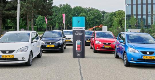 Ze zijn weer op voorraad: de Mii electric Plus – nu met hoge kortingen!